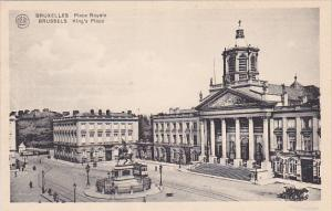 King's Place, Brussels, Belgium, 1910-1920s