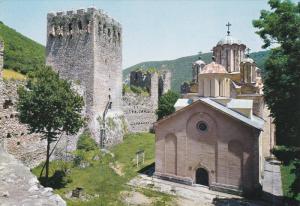 Monastery Manasija , Bulgaria , 50-70s