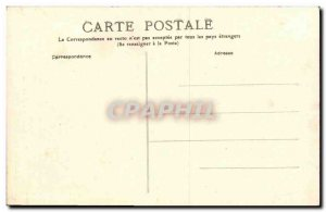 Old Postcard Caen Eglise Notre Dame
