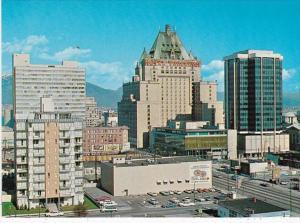 Canada Vancouver Hotel Vancouver Avord & Burrard Buildings