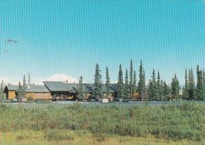 Alaska Glenallen Ahtna Lodge