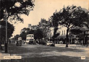 Vintage Postcard Lord Street, SOUTHPORT c1940s/50s by Photochrom Ltd V4305 #S