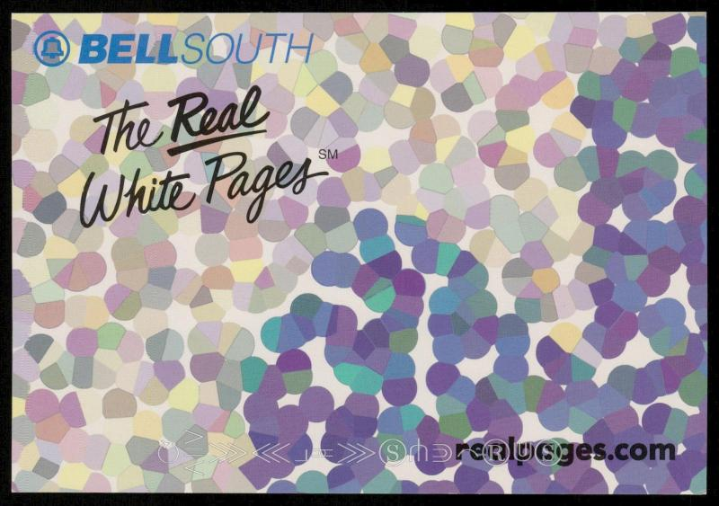 Bellsouth - The Real White Pages