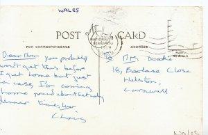 Genealogy Postcard - Family History - Lake - Helston - Cornwall   U17