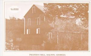 Praters Mill Dalton Georgia