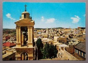 Panorama of Bethlehem Postcard