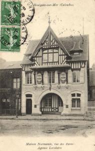 CPA HOULGATE-sur-MER - Maison Normande (141330)