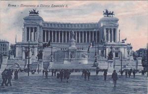 Italy Roma Rome Monumento a Vittorio Emanuele II