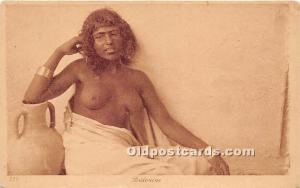 Bedouine Arab Nude Unused