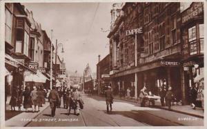 RP: Oxford Street , SWANSEA , Wales , 1910s