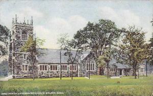 First Parish University Church, Malden, Massachusetts, PU-1923