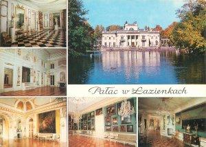Postcard Eastern Europe Poland Warshaw