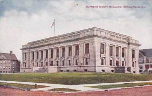 Illinois Springfield Supreme Court Building