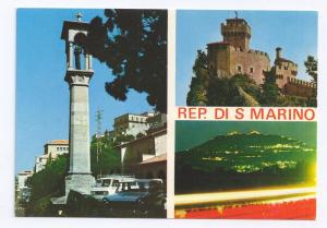 San Marino Multiview Castle Tower 4X6
