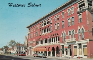 SELMA , Alabama , 50-60s ; Hotel Albert