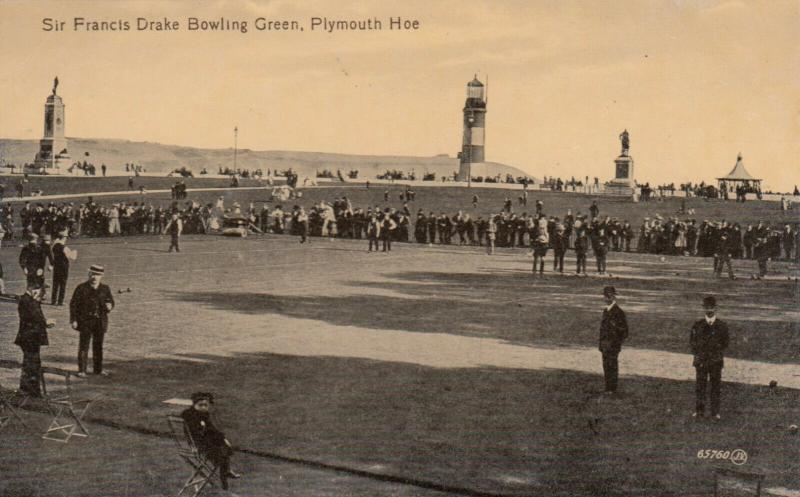 Plymouth (Devon), England, UK,00-10s ; Sir Francis Drake Bowling Green