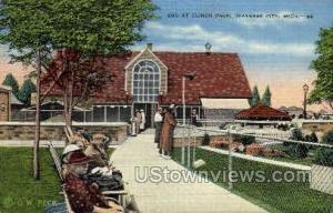Zoo at Clinch Park Traverse City MI 1943