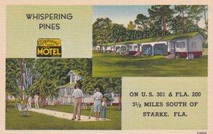 STARKE, Florida, 1930-1940's; Whispering Pines