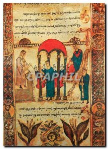 Postcard Modern Bari Exultet Preghiera del Diacono