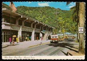 Main Street - Pago Pago - American Samoa