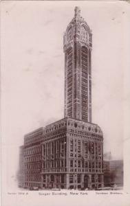 RP, Singer Building, New York City, New York, 1920-1940s