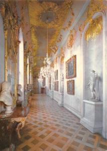 Potsdam Sanssouci Palace Small Gallery, Chateau Petite Galerie, Schloss