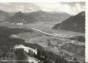 Austria Postcard - Kanzelkehre - Wiesingo Tirol - Ref TZ7224
