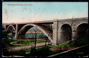 Washington Bridge,New York,NY BIN