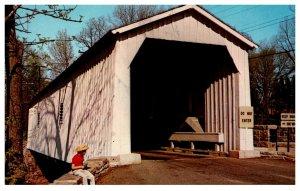 New Jersey  Green Sergeants Covered Bridge