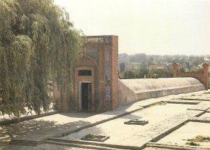 Postcard Uzbekistan Samarkand architecture city