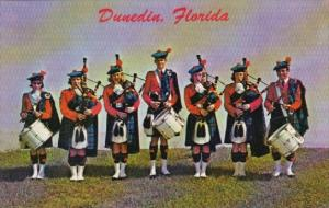 Florida Dunedin The Pipe and Drum Corps Band