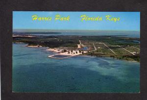 FL Harris Park, Tavernier FLORIDA POSTCARD, Keys, Key West