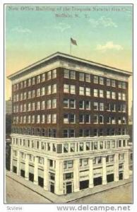New Office Building,Iroquois Natural Gas Co.,Buffalo,New York