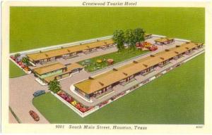 Linen of Crestwood Tourist Hotel South Main St Houston Texas