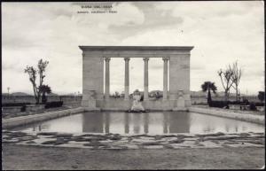 colombia, BOGOTA, Diosma del Agua (1957) RPPC