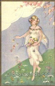 Series 236 Sofia Chiostri, (Fofi) (Italy) Artist Signed 1939 postal used