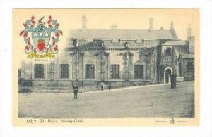 The Palace, Stirling Castle, Scotland,  United Kingdom, 1900-1910s