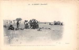 Soudan, A Nioro, Mali Kayes