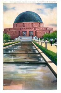16323  IL Chicago  Adler Planetarium