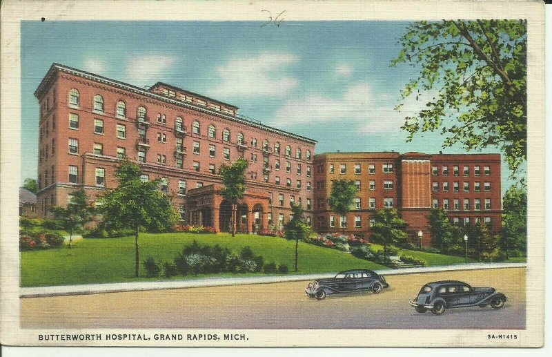 Grand Rapids, Mich., Butterworth Hospital