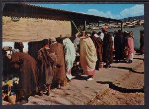 Typical Morocco Scene BIN