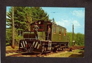 ON Former Oshawa Ontario Railway Steeple Cab Railroad Car Canadian National PC
