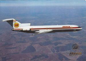 IBERIA Airlines Boeing 727/256 Airplane , PU-1975