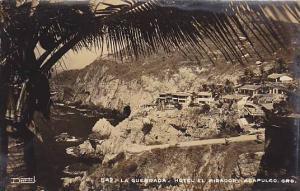 RP, La Quebrada, Hotel El Mirador, Acapulco Gro., Mexico, 1930-1950s