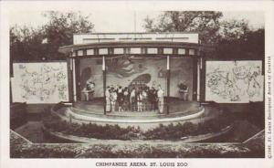 Missouri St Louis The Chimpanzee Arena St Louis Zoo