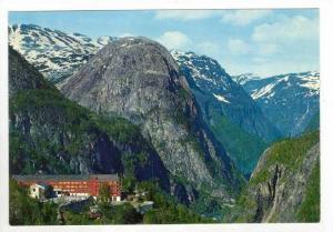 Stalheim Hotel, Norway 50-70s