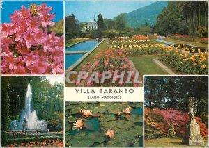 Postcard Modern Villa Taranto (Lake Maggiore)