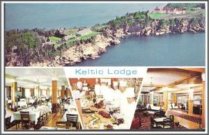 Canada, Breton, Noca Scotia - Keltic Lodge - [FG-095]
