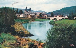 Panorama, Petite Suisse Luxembourgeoise, Echternach, Luxembourg, PU-1958