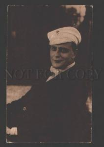108208 Harry LIEDTKE Silent MOVIE Actor Vintage Russian PC
